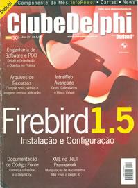 Revista Clube Delphi Edição 50: Firebird 1.5, InfoPower