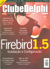 Revista ClubeDelphi Edi��o 50