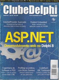 Revista Clube Delphi Edição 51: ASP.NET - Desenvolvimento web no Delphi 8