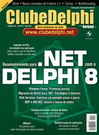 Revista ClubeDelphi Edi��o 54