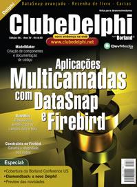 Revista ClubeDelphi Edi��o 56
