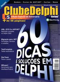 Revista ClubeDelphi Edi��o 60