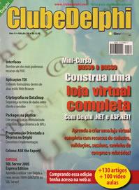 Revista ClubeDelphi Edi��o 74