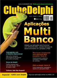 Revista ClubeDelphi Edi��o 75
