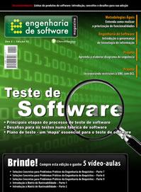 Revista Engenharia de Software 15: Testes de Software