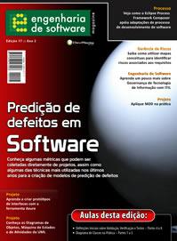 Revista Engenharia de Software 17: Predição de Defeitos em Software