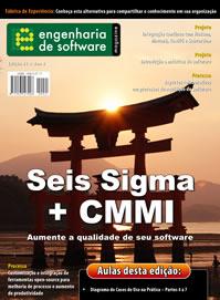Revista Engenharia de Software 21: Seis Sigma e CMMI