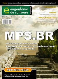Revista Engenharia de Software 22: MPS.BR