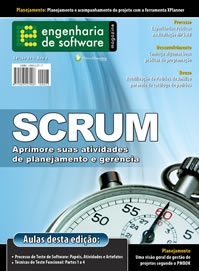 Revista Engenharia de Software 23: Implantação do Scrum