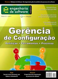 Revista Engenharia de Software 24: Gerência de configuração