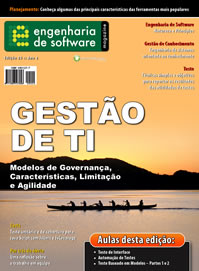 Revista Engenharia de Software 25