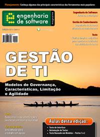 Revista Engenharia de Software 25: Gestão de TI