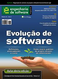 Revista Engenharia de Software 28: Evolução de software