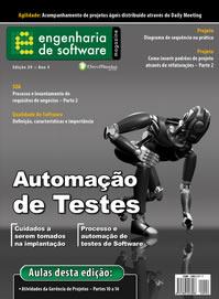 Revista Engenharia de Software 29: Automação de testes