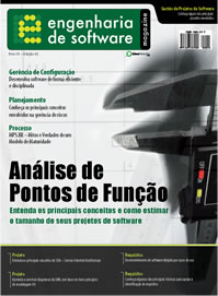 Revista Engenharia de Software - An�lise de ponto de fun��o