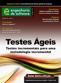 Revista Engenharia de Software 34: Testes Ágeis