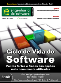 Revista Engenharia de Software 36: Ciclo de Vida do Software