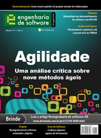 Revista Engenharia de Software 37: Agilidade - uma an�lise cr�tica sobre nove m�todos �geis