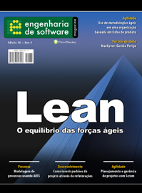 Revista Engenharia de Software 38: Lean - O equil�brio das for�as �geis