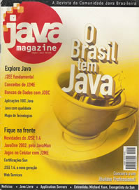 Revista Java Magazine Edi��o 01