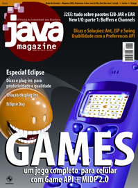 Revista Java Magazine Edi��o 10