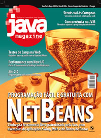Revista Java Magazine Edi��o 11
