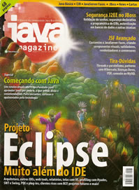 Revista Java Magazine Edi��o 23