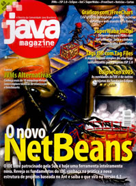 Revista Java Magazine Edi��o 24