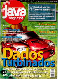 Revista Java Magazine Edi��o 25