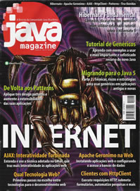 Revista Java Magazine Edi��o 28