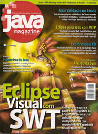 Revista Java Magazine Edi��o 31