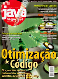 Revista Java Magazine Edi��o 35