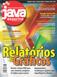 Revista Java Magazine Edi��o 38