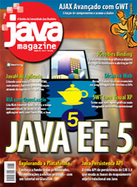 Revista Java Magazine Edi��o 39