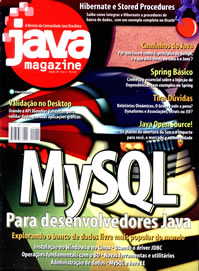 Revista Java Magazine Edi��o 40