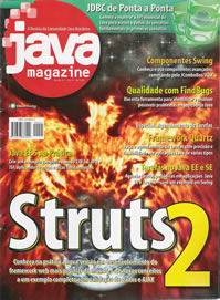 Revista Java Magazine Edi��o 41