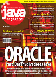 Revista Java Magazine Edi��o 43