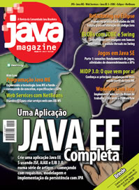 Revista Java Magazine Edi��o 44