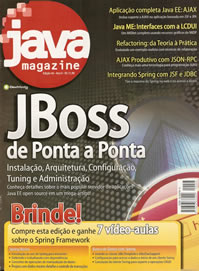 Revista Java Magazine Edi��o 46