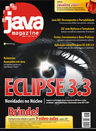 Revista Java Magazine Edi��o 47