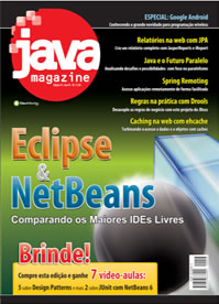 Revista Java Magazine Edi��o 53