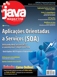 Revista Java Magazine Edi��o 56