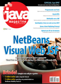 Revista Java Magazine Edi��o 57