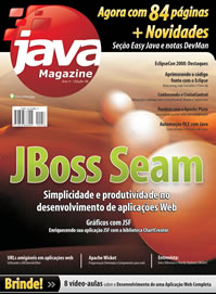 Revista Java Magazine Edi��o 58
