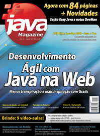Revista Java Magazine Edi��o 59