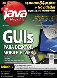 Revista Java Magazine Edi��o 60