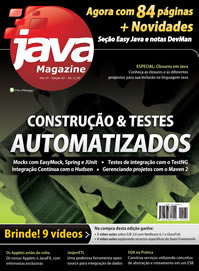 Revista Java Magazine Edi��o 62