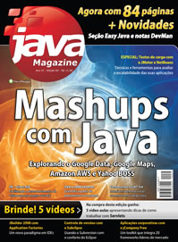 Revista Java Magazine Edi��o 64