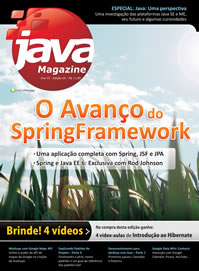 Revista Java Magazine Edi��o 65