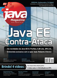Revista Java Magazine Edi��o 66